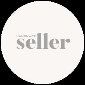 handmade seller logo