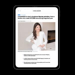 website investing business insider chelsea clarke